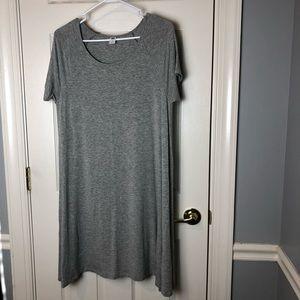 Old Navy Tall XL Dress Gray